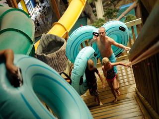 Grand Waterpark Package