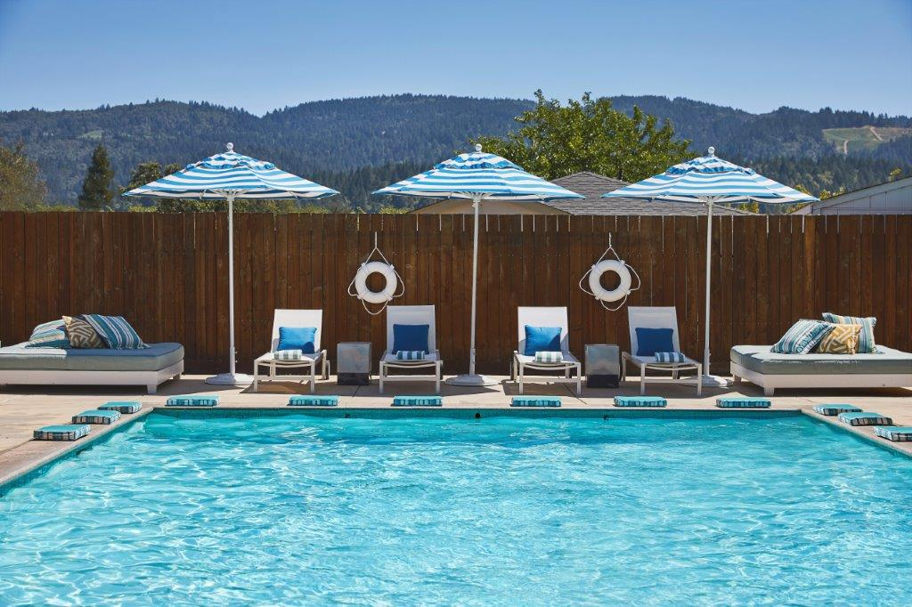 Calistoga Motor Lodge Special Offer