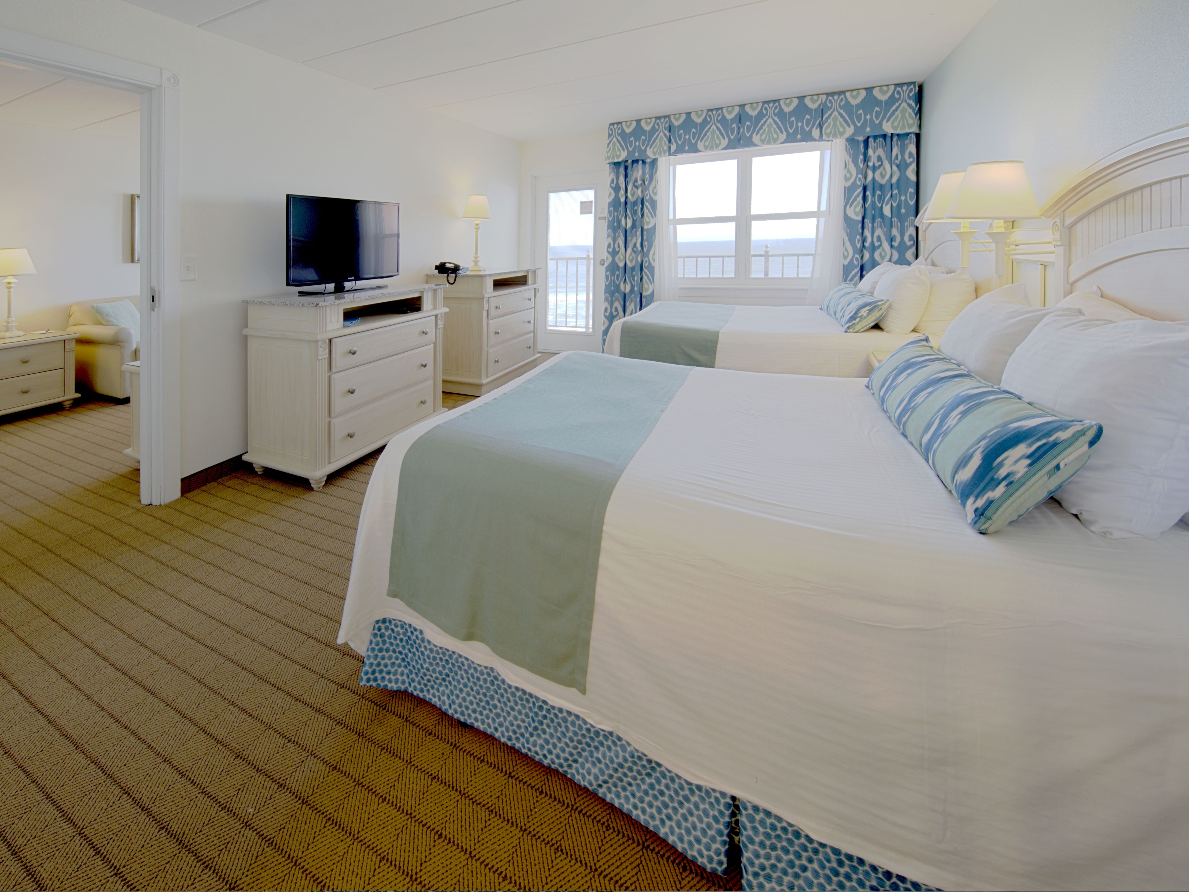 Hotel - Two Room Suite