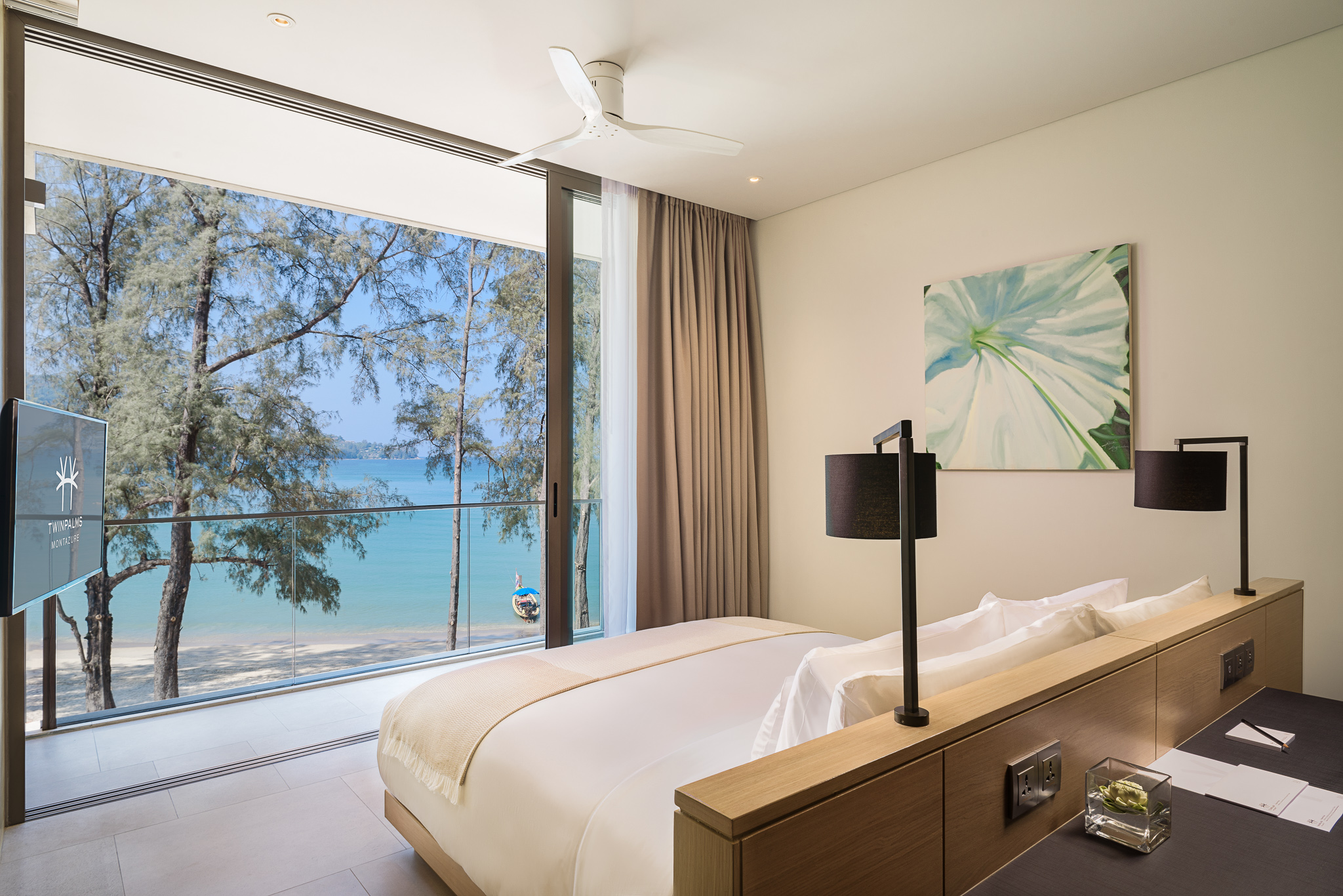 Azure Sea View Penthouse & Private Pool 2 Bedroom