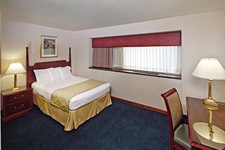 Standard Room One Double Handicap Accessible