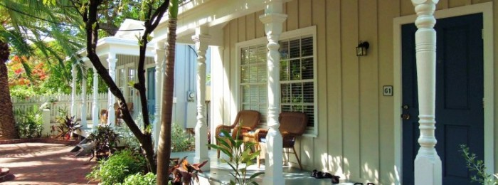 Lighthouse Court Hotel Cottages ~ Key West