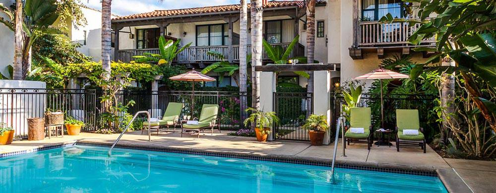 Hotels in Downtown Santa Barbara, CA