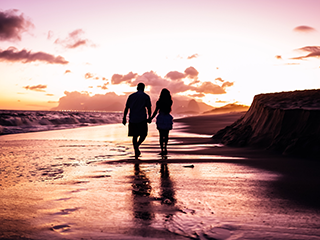 Couple's Beach Retreat Package