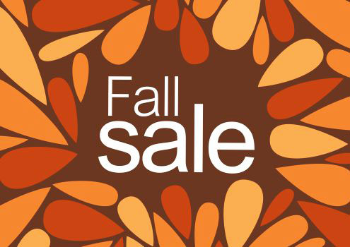Fall into Savings