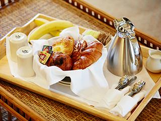 Continental Breakfast Package