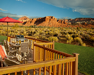 Red Cliff View 2 Bedroom Cabin