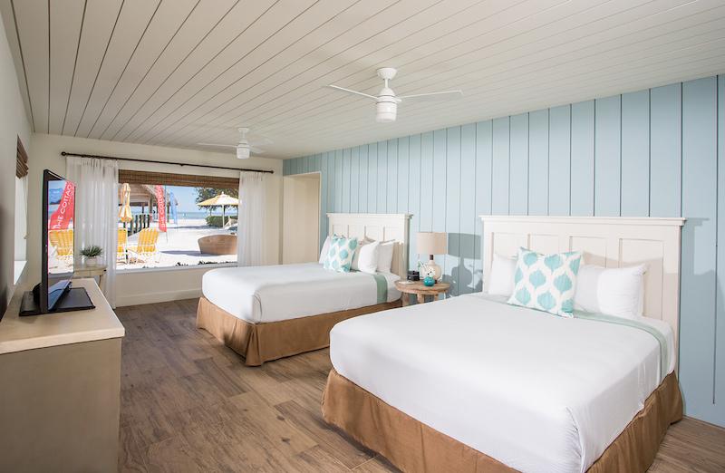 One Bedroom King Ocean Front Cottage