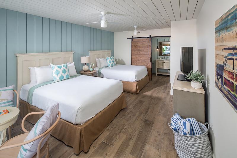 2 Queens Resort View Cottage
