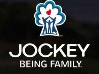 Jockey Being Family Adoption Awareness