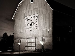 Timber Haunted Barn Package