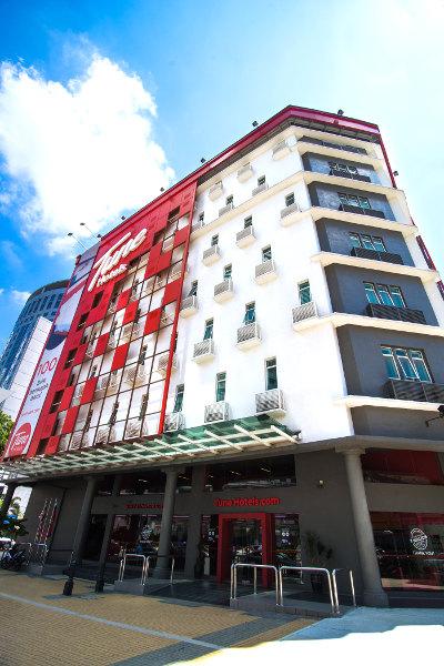 Tune Hotel - Kuala Lumpur