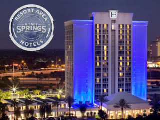 B Resort & Spa - Disney Springs® Resort Area