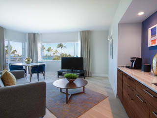Clipper Ocean View King Suite