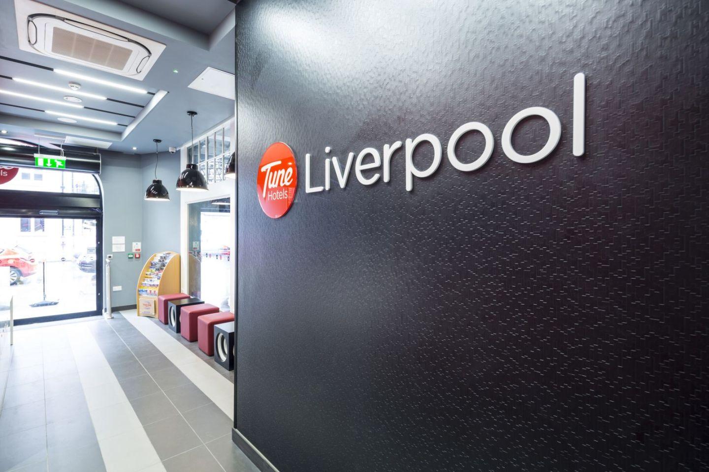 Tune Hotel - Liverpool City Centre