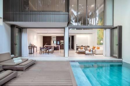 Duplex Pool Suite 1BR - 190 sqm