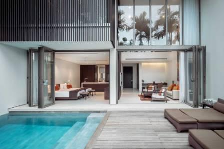 Duplex Pool Suite 2BR - 190 sqm