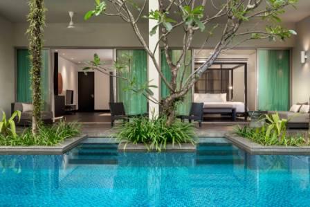 Lagoon Pool Suite 1BR - 102 sqm