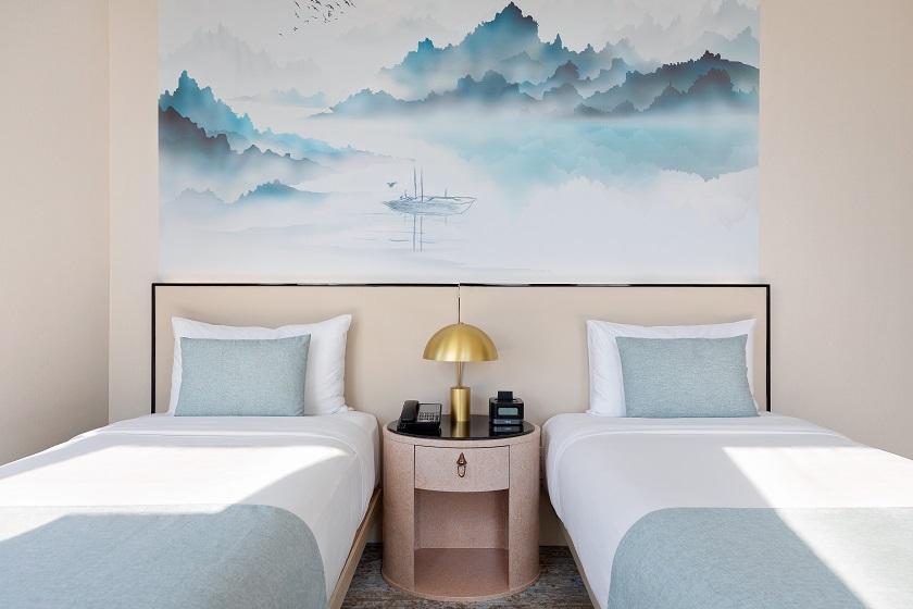 Deluxe Double Twin Room