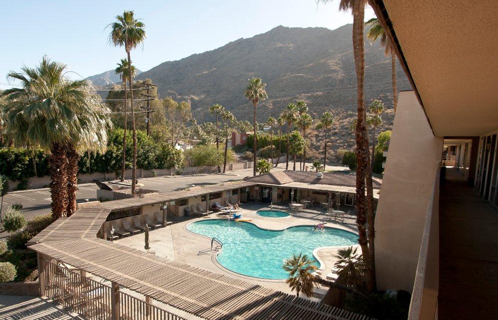 Vagabond Inn - Palm Springs