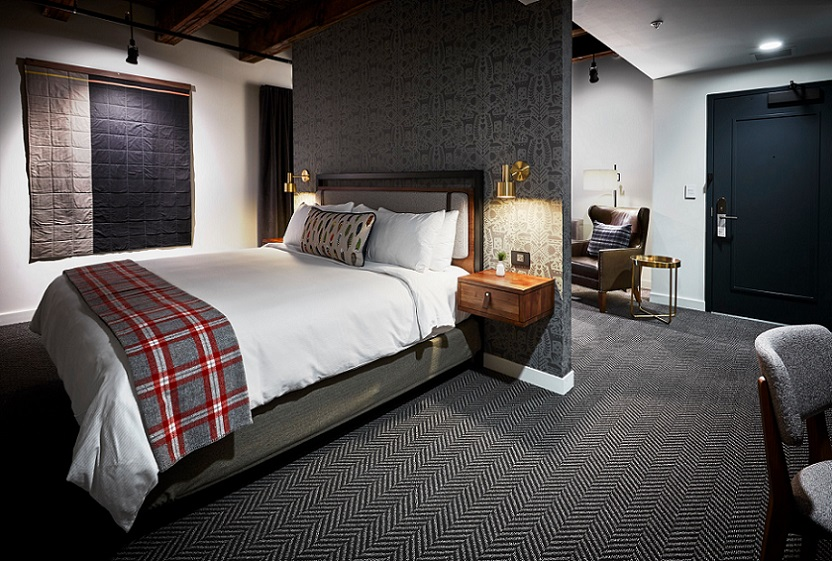 Hewing Hotel Minneapolis Number Of Rooms