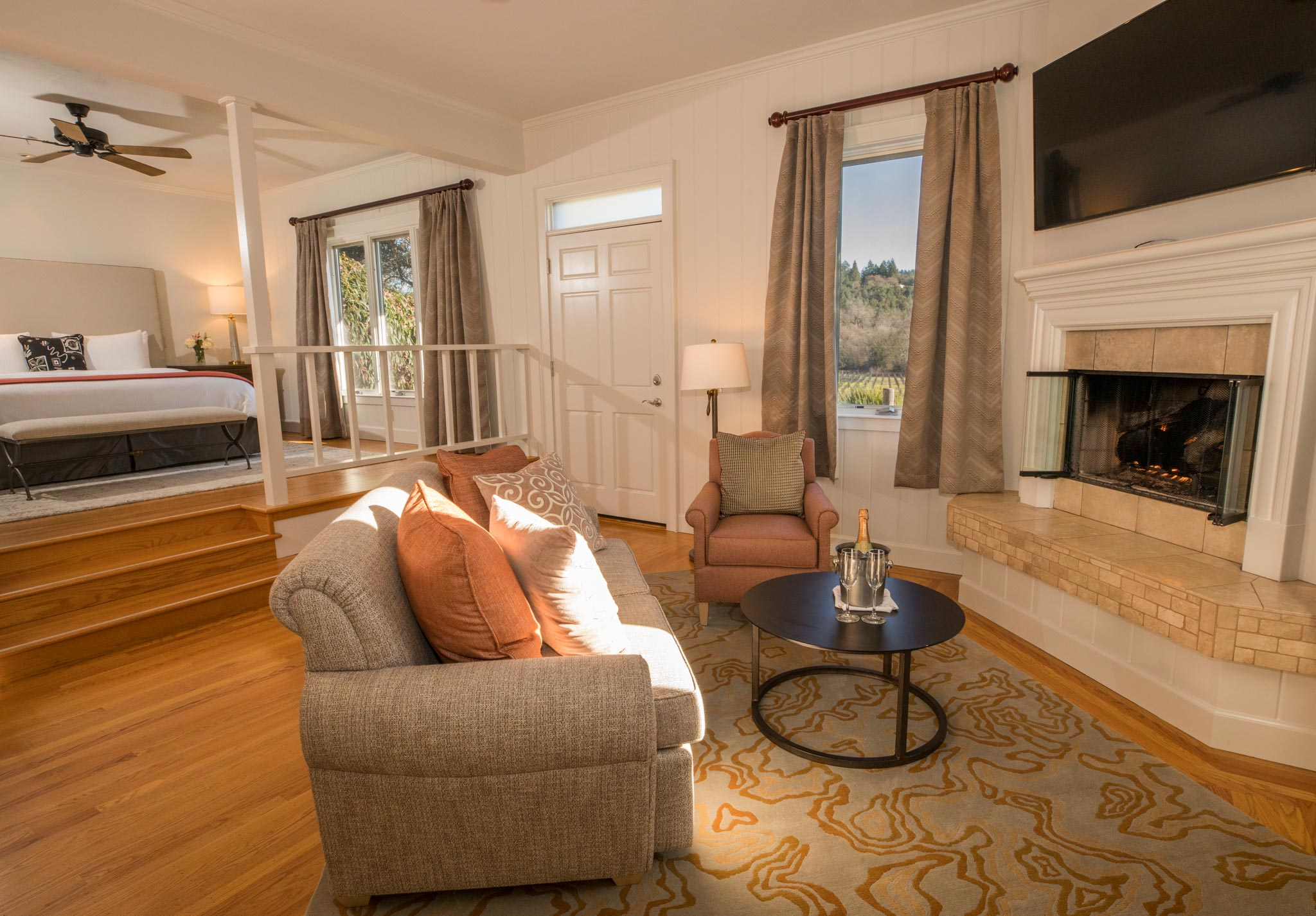 Wine Country Inn & Cottages