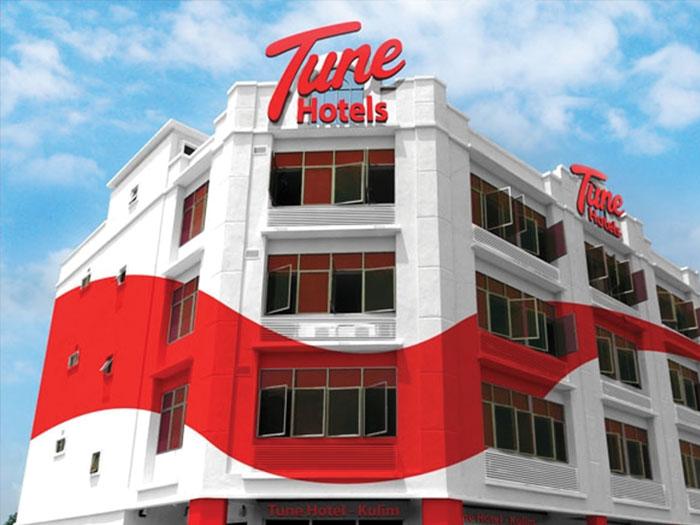 Tune Hotel - Kulim