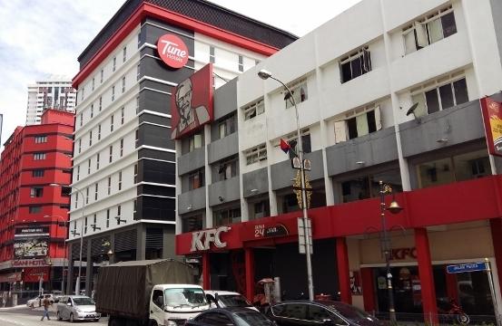 Tune Hotel - Kuala Lumpur PWTC