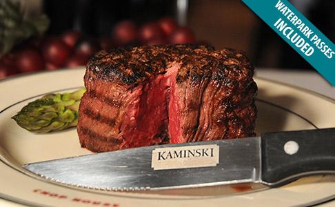 Kaminski's Chop House Package