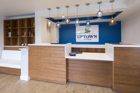 Uptown Suites Extended Stay Charlotte/Concord