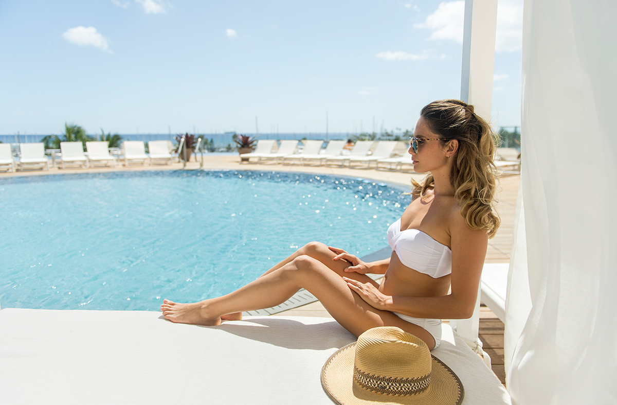 Spring Club & Cabana Exclusive