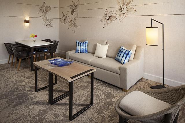 Ocean View One Bedroom Suite