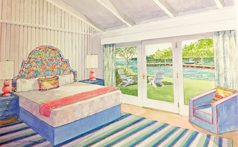 Harbor View Bungalow- King Bed