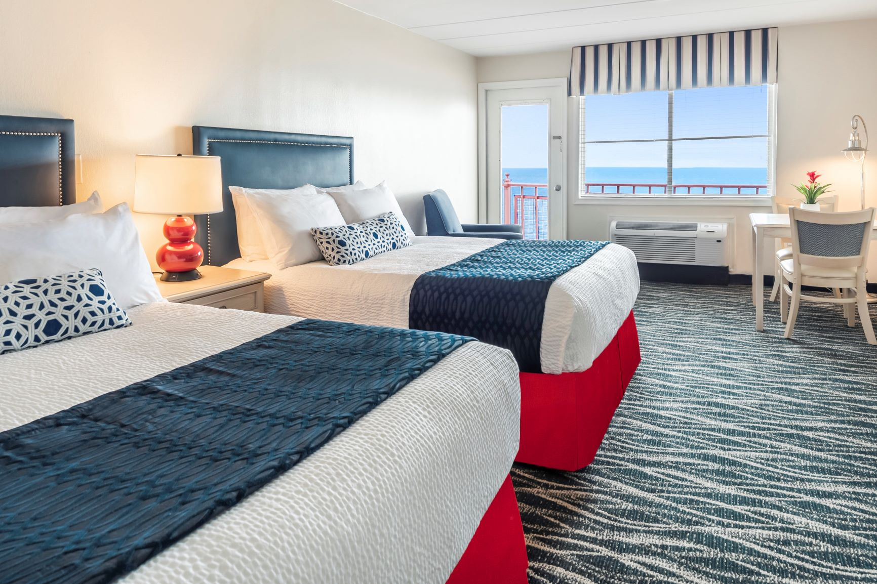 Suites - One Room Two Queen Oceanfront