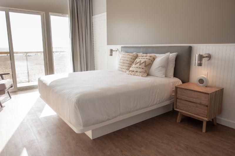Beachfront Junior Balcony Suite | 280 sq ft