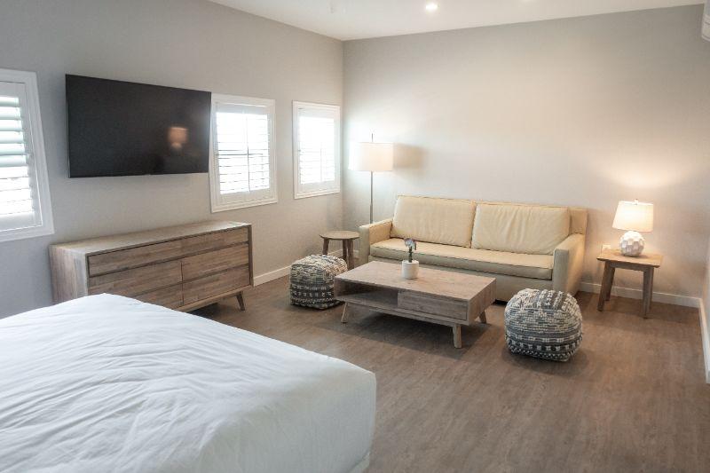 King Junior Suite | 415 sq ft