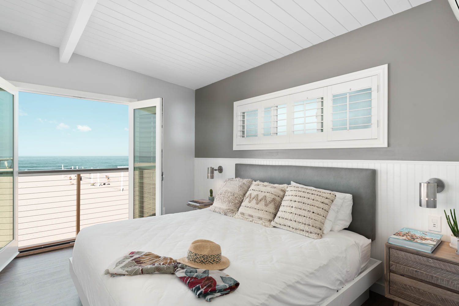 Oceanfront King with Juliette Balcony | 340 sq ft