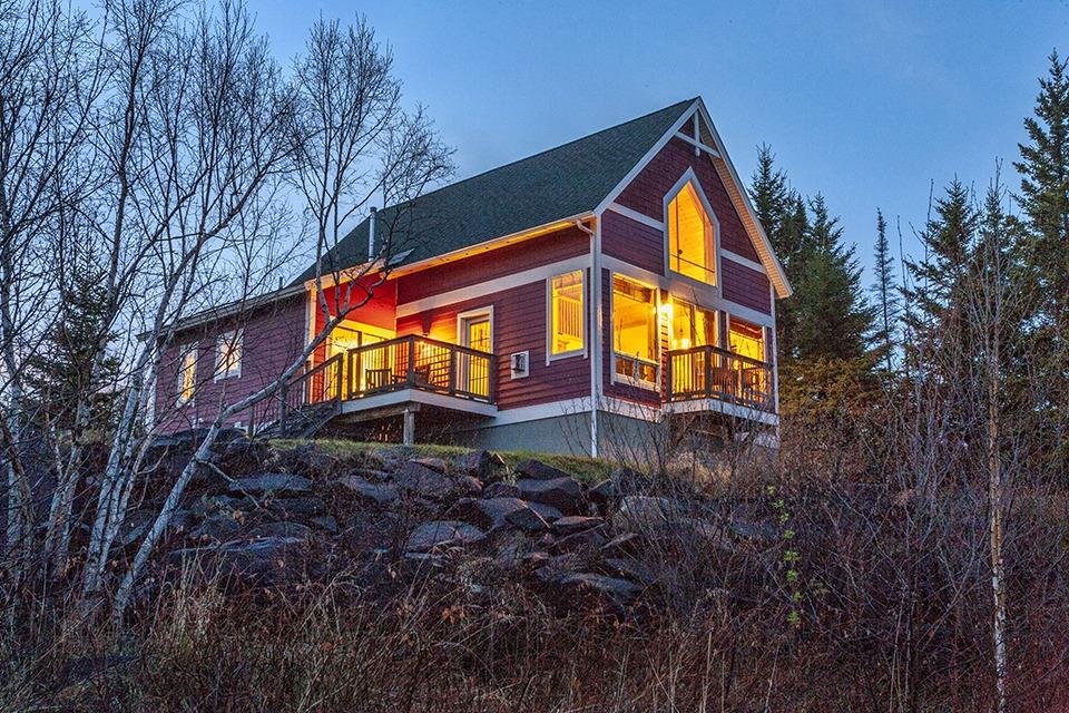 Fjord Lake House