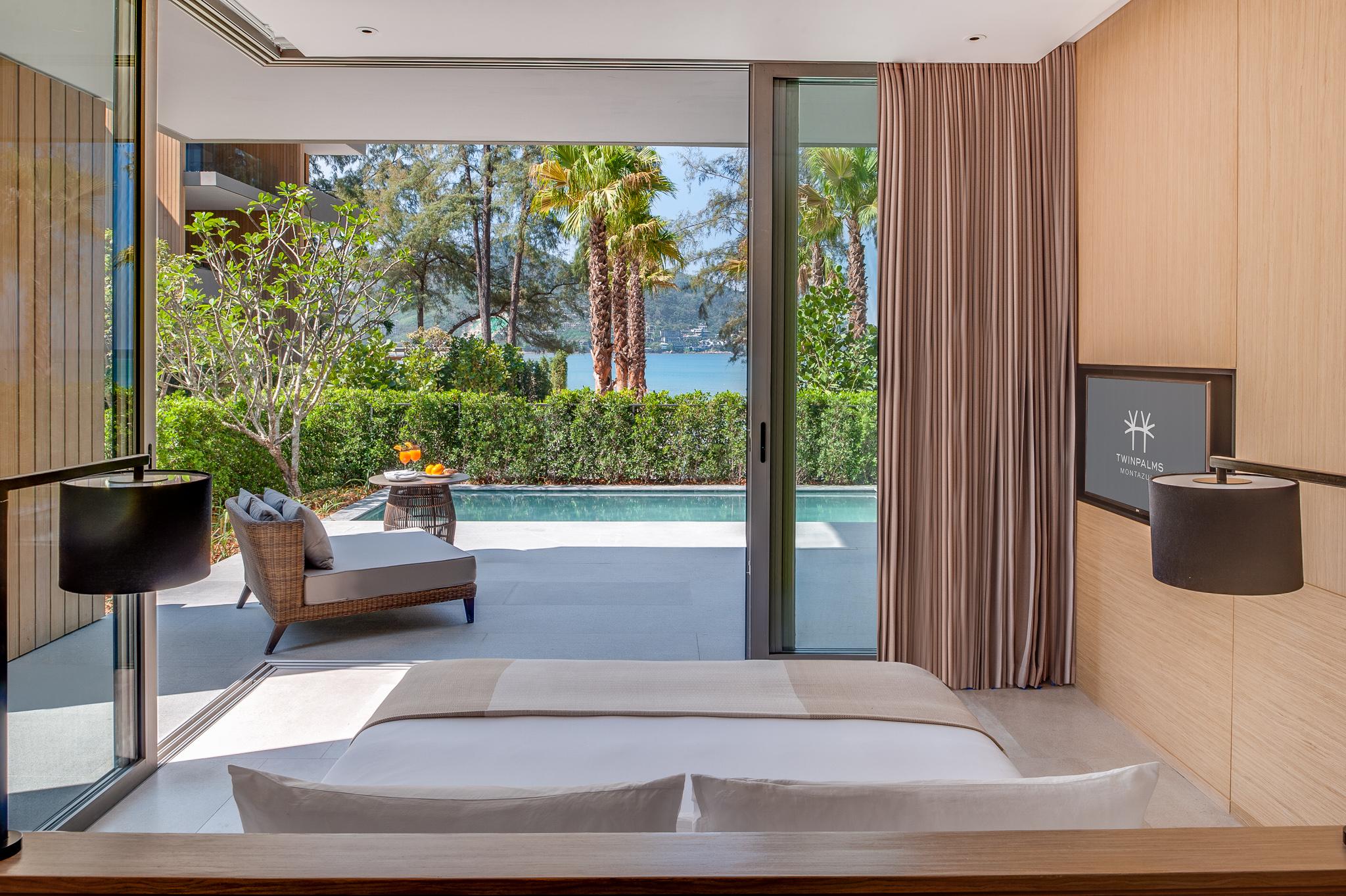 Grand Azure Sea View Suite & Private Pool