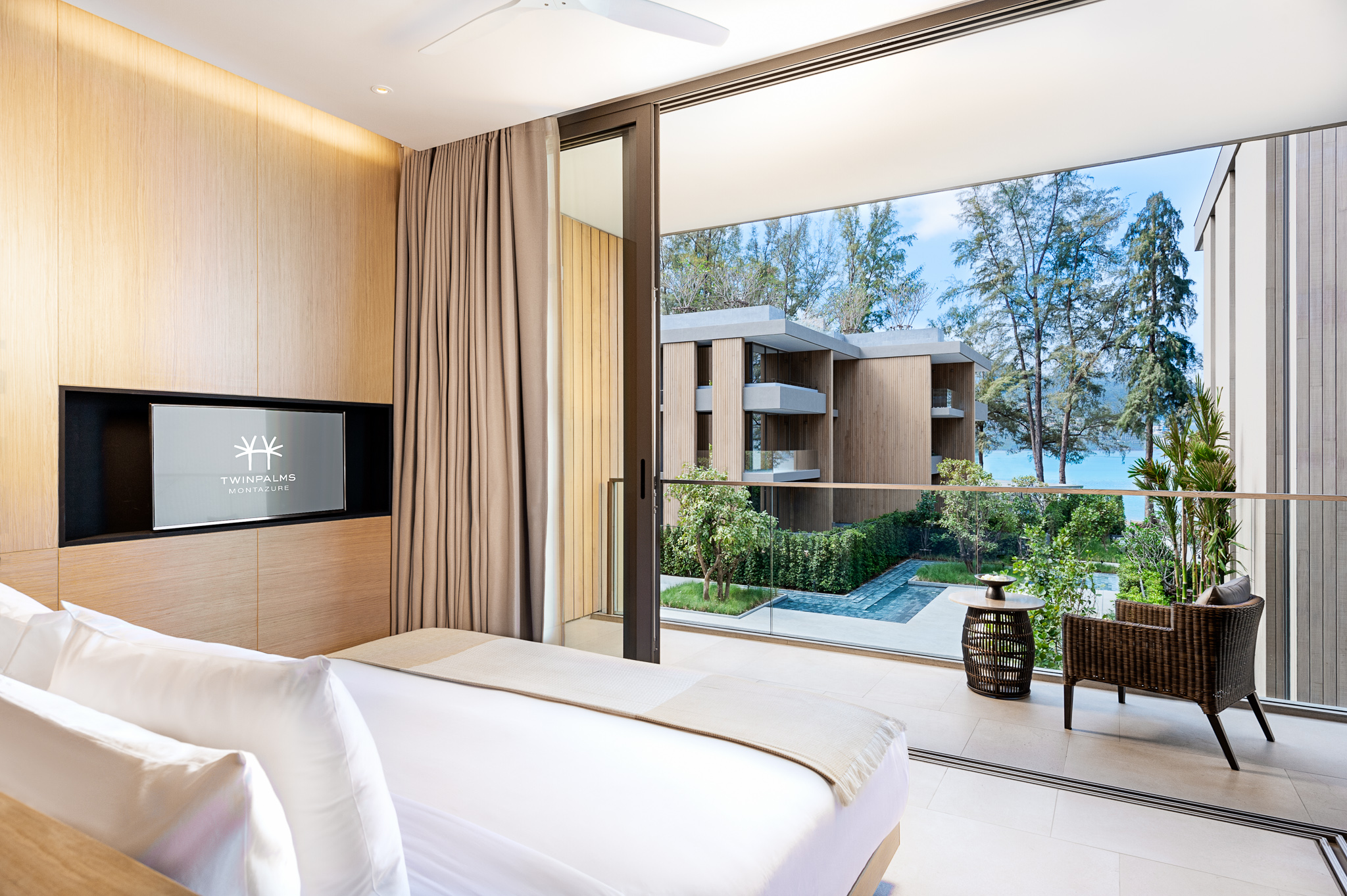 Azure Sea View Suite