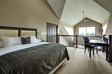 1 Bedroom Loft Suite