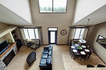 2 Bedroom Loft Suite