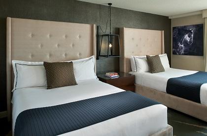 Deluxe Back Bay View Room 2 Queen Beds