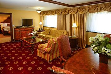 2 Bedroom Grand Suites with Kitchen