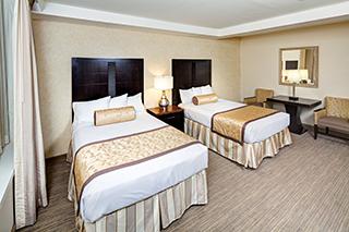 Standard Room Two Double ADA Compliant